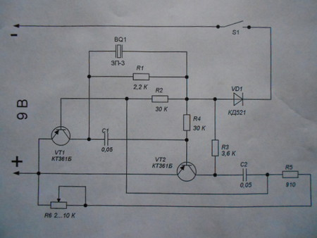модели электрических схем