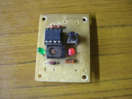 Таймер на микроконтроллере PIC12F629 — фото 3