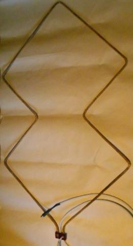 Суперширокополосная ТВ антенна — фото 4