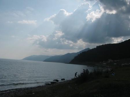 Славное море — священный Байкал — фото 1