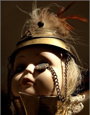 Странные куклы Сейко Като — фото 2