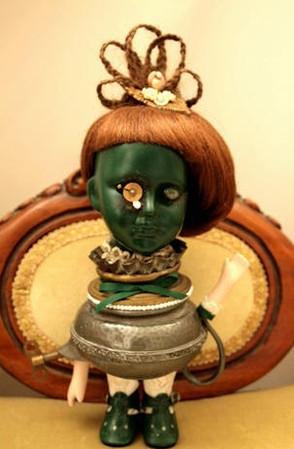 Странные куклы Сейко Като — фото 1