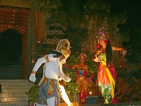 Балинезийский театр