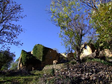 Заброшенная деревня Серкуэ