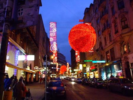 Ночная Вена — предвкушение праздника