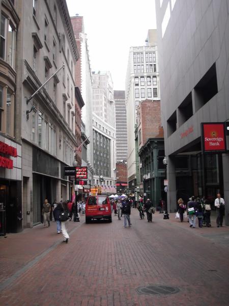 Поездка в Бостон — фото 1