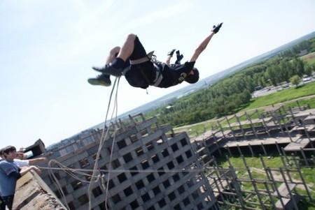 Выше неба. Rope jumping — фото 1