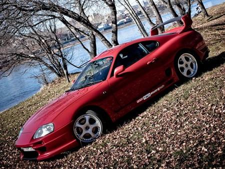 Тюнинг Toyota Supra — фото 3
