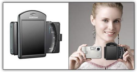 Фотокамера i7 с поворотным экраном — фото 3