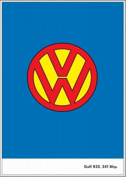 Необычная реклама «Фольксвагена» — фото 5