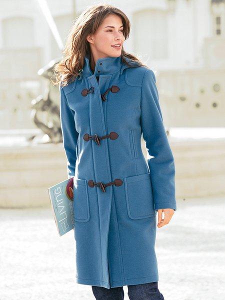 Дафлкот - пальто вне времени — фото 5