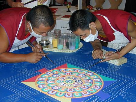 Ранголи - рисунок или молитва? — фото 4
