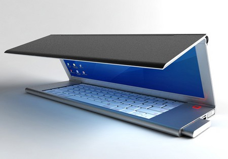 Feno – складывающийся втрое ноутбук — фото 2