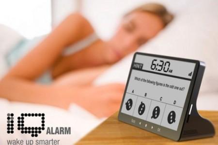 «Умный» будильник IQ Alarm Clock — фото 1