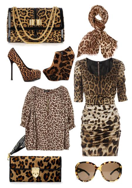 Леопардовый принт - must have нынешнего сезона — фото 4