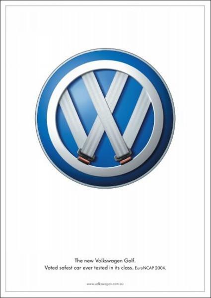 Необычная реклама «Фольксвагена» — фото 4