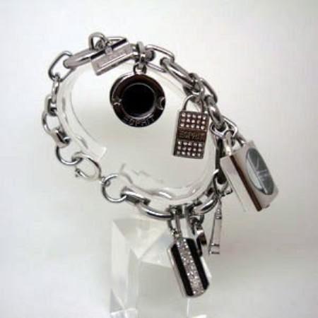 Часы с подвесками от Esprit — фото 4