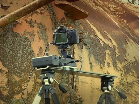 Подвижная платформа для видеосъемки — фото 2