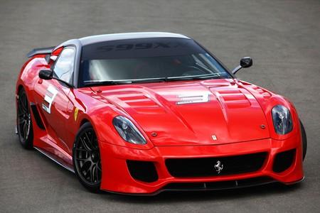 Суперкар Ferrari 599 GTO - самый быстрый автомобиль в мире — фото 1