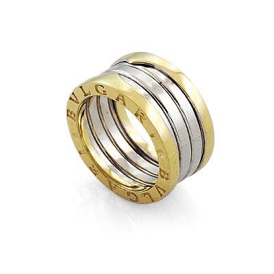 Обручальное кольцо Bvlgari — фото 1