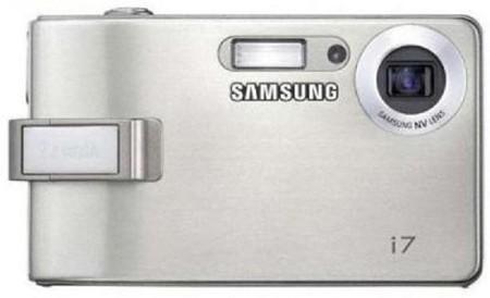Фотокамера i7 с поворотным экраном — фото 2