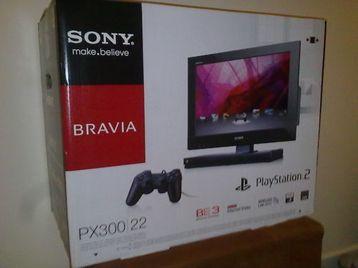 Новинка от Sony BRAVIA KDL22PX300 — фото 3
