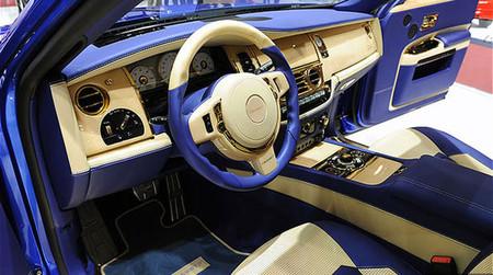 Rolls-Royce Ghost - автомобиль для шейхов — фото 2
