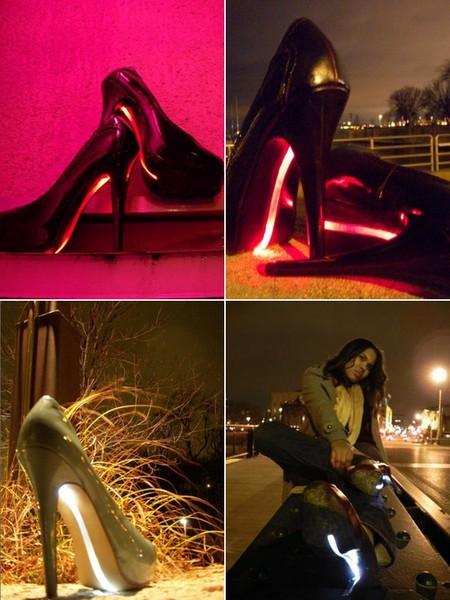 Инновационные туфли Runway Light Collection — фото 4
