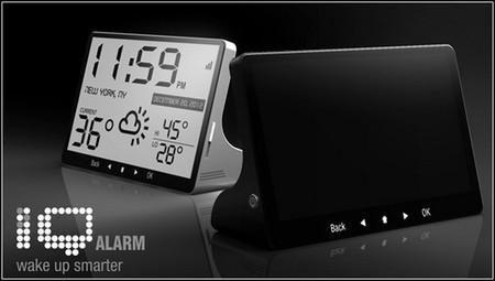 «Умный» будильник IQ Alarm Clock — фото 3