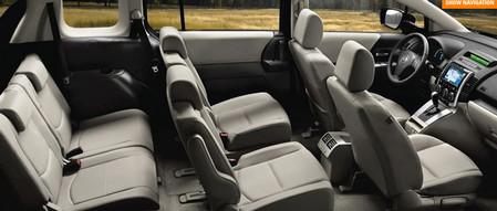 Семейный минивэн Mazda5 — фото 4