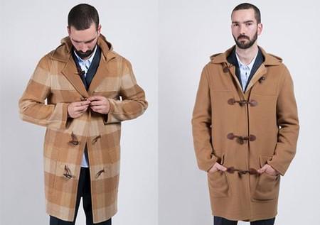 Дафлкот - пальто вне времени — фото 1