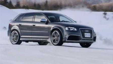 Audi RS 3 Sportback - компактный и мощный — фото 2