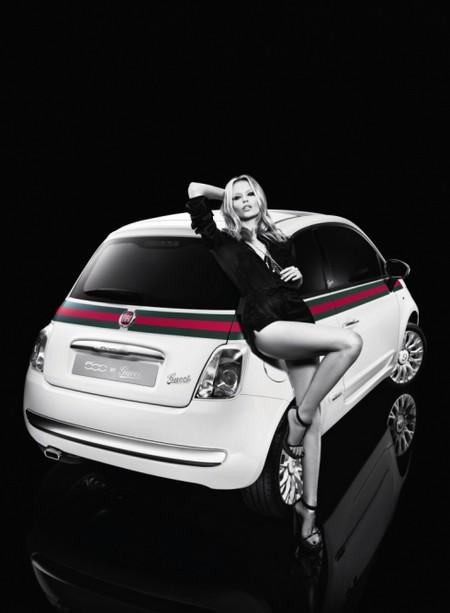 Fiat 500 by Gucci – автомобиль для прекрасных дам — фото 2