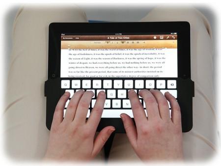 Оптимизатор виртуальной клавиатуры для iPad — фото 1