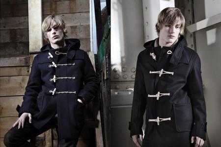 Дафлкот - пальто вне времени — фото 4