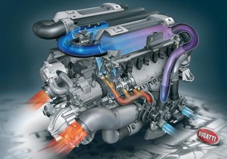 Bugatti Veyron - статусный автомобиль — фото 4