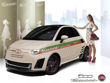 Fiat 500 by Gucci – автомобиль для прекрасных дам — фото 5