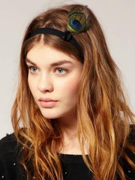 Модные повязки на голову — фото 1