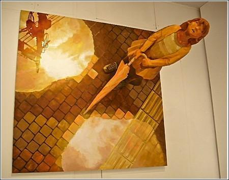 Счастливое детство в картинах-скульптурах Шинтаро Охато — фото 3