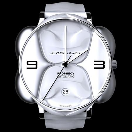 Prophecy – элитарные часы, напоминающие о непрерывности движения — фото 3