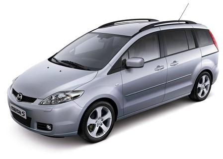 Семейный минивэн Mazda5 — фото 1