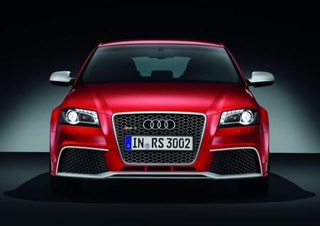 Audi RS 3 Sportback - компактный и мощный — фото 1