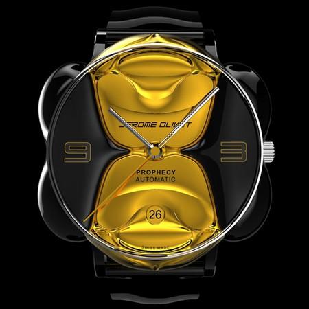 Prophecy – элитарные часы, напоминающие о непрерывности движения — фото 1