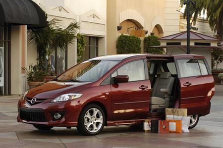 Семейный минивэн Mazda5 — фото 2