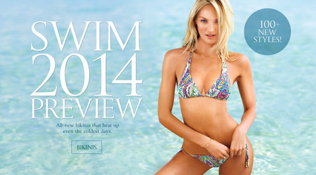 Обзор купальников Victoria's Secret сезона 2013-2014 — фото 1