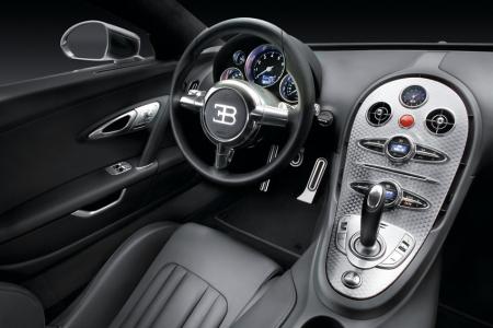 Bugatti Veyron - статусный автомобиль — фото 3