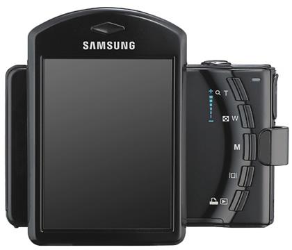 Фотокамера i7 с поворотным экраном — фото 1