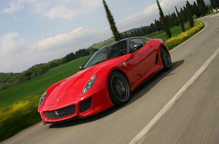 Суперкар Ferrari 599 GTO - самый быстрый автомобиль в мире — фото 3