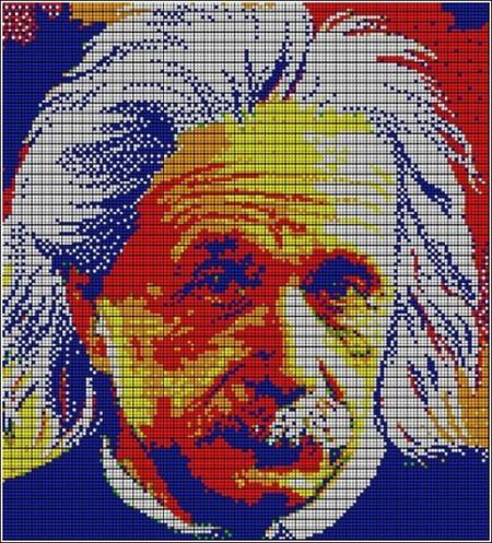 Картины из кубиков Рубика — фото 2