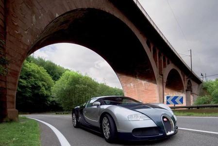 Bugatti Veyron - статусный автомобиль — фото 2
